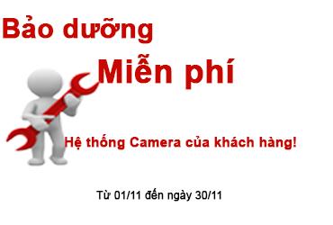 bao duong mien phi he thong camera