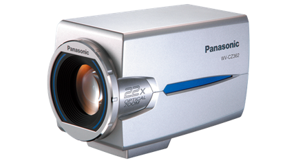 camera zoom lien ong kinh panasonic