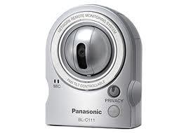 camera ip quay quet chong trom panasonic BL-C111CE
