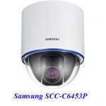 sieu camera smartdom zoom ptz samsung scc c6453p