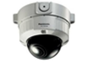 Camera bán cầu cố định chống va đập, loại ngoài trời WV-SW558E