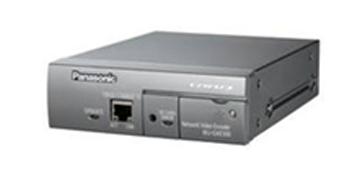 Bộ chuyển đổi tín hiệu 4 kênh từ analog Sang IP -WJ-GXE500E