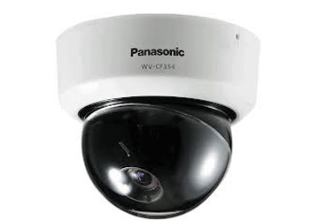 Camera bán cầu cố định -Smart look Day/Night Fixed Dome Camera WV-CF354E