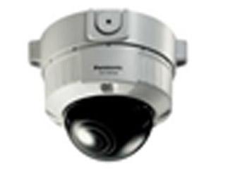Camera bán cầu cố định chống va đập, loại ngoài trời WV-SW559E