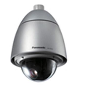 Camera mạng bán cầu quay quét zoom Ngày -Đêm WV-SW395E