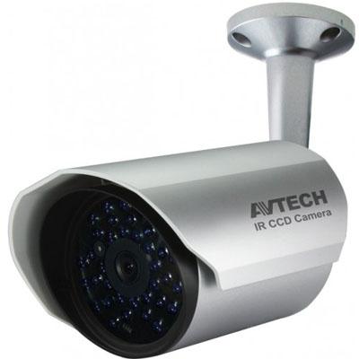 Camera thân hồng ngoại Avtech  KPc139 zDap