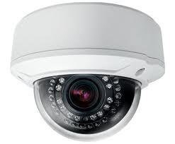 camera hồng ngoại dạng bán cầu DIC-5830DV