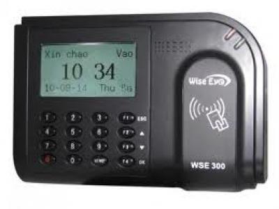 Máy chấm công bằng thẻ từ Wise Eye  WSE 300
