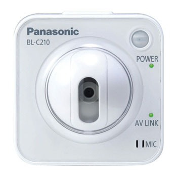Camera Ip Panasonic BL-C210CE