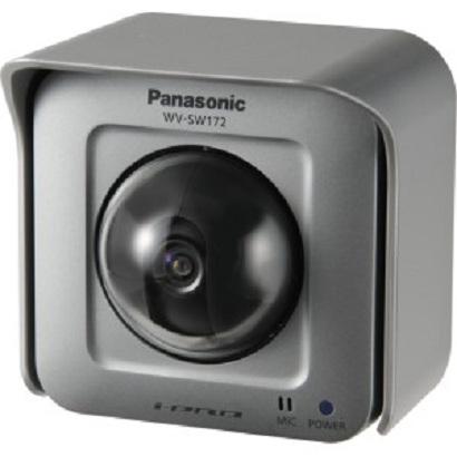 Camera mang quay quet ngoai troi Panasonic WV-SW175E