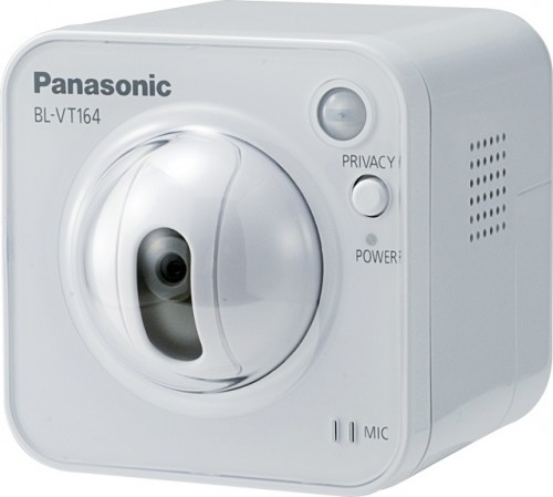IP network camera _PANASONIC-BL-VT164