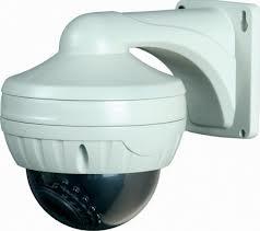 Camera bán cầu hồng ngoại dạng gắn tường Vantech VP-2042