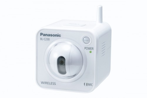 camera panasonic BL-C230CE