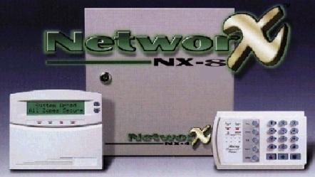 NetworX 40Zone NX-8