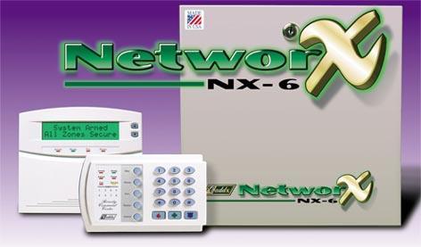 trung tam bao dong bao chay NetworX  6Zone NX-6