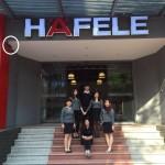 Camera sanh Hafele