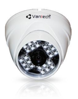 Camera Dome AHD Vantech VP-222AHDM