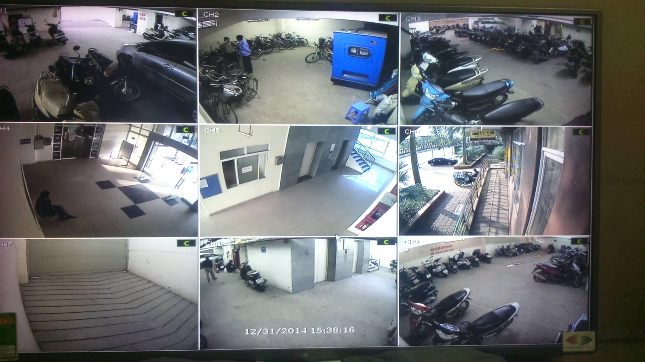 Hà Nội tích hợp camera của dân với hệ thống giám sát chung