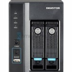 Dau ghi hinh NVR 9 kenh Digiever DS-2009