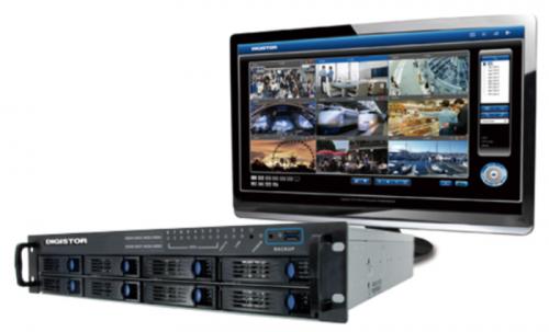 Dau ghi hinh camera IP 12 kenh Digiever DS-8212-RM Pro