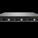 Dau ghi hinh camera IP 8 kenh Qnap VS-4108U-RP Pro+