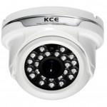 Camera AHD bán cầu hồng ngoại KCE - SPTIA6624