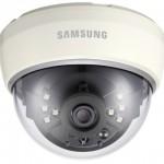 Camera bán cầu hồng ngoại Samsung SCD-2022RP