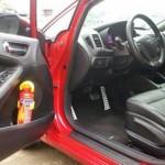 bình chữa cháy trên ô tô