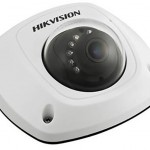 Camera IP bán cầu mini Wifi hồng ngoại 3MP Hikvision DS-2CD2532F-IW