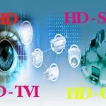 So sánh công nghệ camera AHD, HD-CVI, HD-TVI, HD-SDI