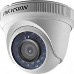 Camera HD-TVI bán cầu hồng ngoại Hikvision DS-2CE56D0T-IR