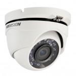 Camera HD-TVI bán cầu hồng ngoại ngoài trời hikvision DS-2CE56D0T-IRM