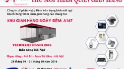Thư mời tham quan gian hàng Ngày Đêm tại TECHMART HANOI 2016 thumbnail