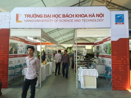 truong-dai-hoc-bach-khoa-ha-noi-tai-techmart-2016