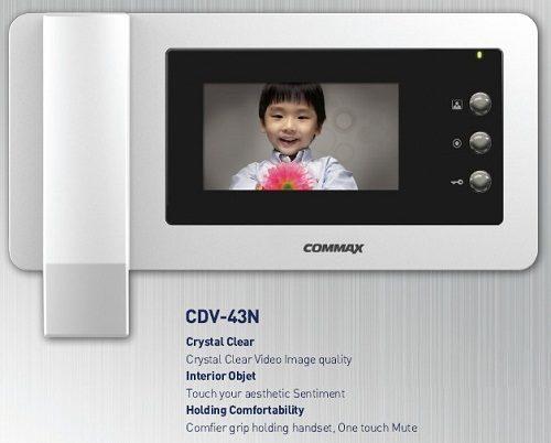 man-hinh-mau-4-3-inch-chuong-cua-commax-cdv-43n