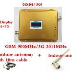 Những bộ kích sóng điện thoại 2G và 3G giá rẻ