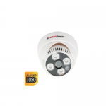 Camera AHD bán cầu hồng ngoại Samtech STC-304FHD