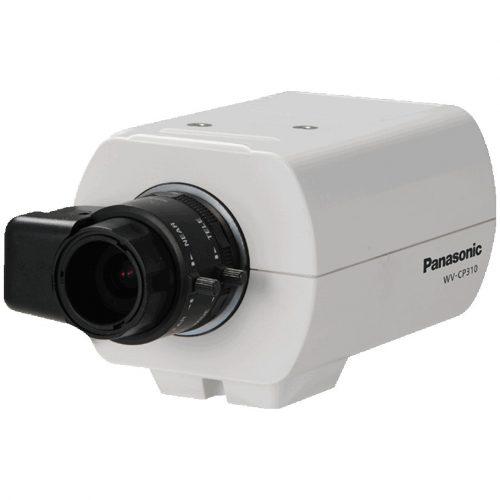 Camera thân lớn hồng ngoại Analog Panasonic WV-CP310/G
