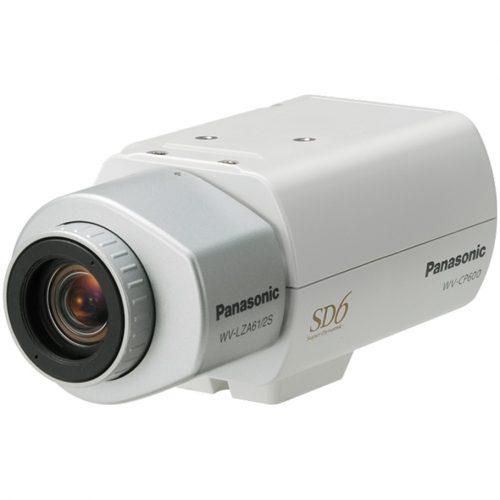Camera thân lớn hồng ngoại Analog Panasonic WV-CP600/G