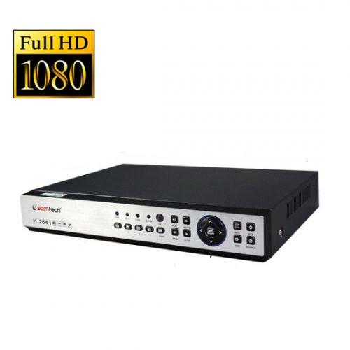 Đầu ghi hình camera AHD 16 kênh Samtech STD-3816