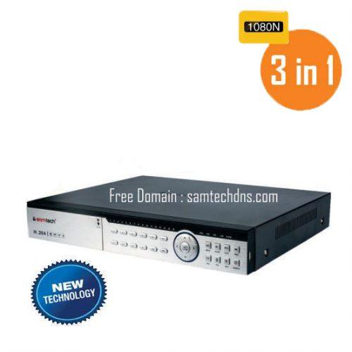 Đầu ghi hình camera AHD 24 kênh Samtech STM-4724AHD