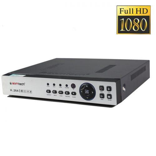 Đầu ghi hình camera AHD 4 kênh Samtech STD-3604