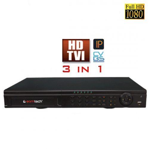 Đầu ghi hình camera HD-TVI 16 kênh Samtech STD-9516