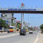 Tư vấn giải pháp lắp đặt camera quan sát tại huyện Phúc Thọ, Hà Nội
