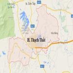 Tư vấn giải pháp lắp đặt camera quan sát tại huyện Thạch Thất, Hà Nội