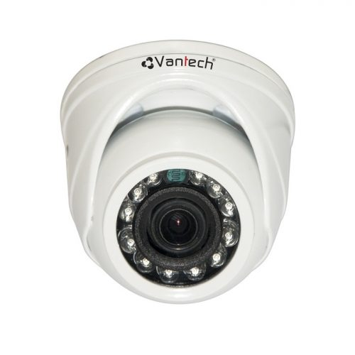 Camera AHD bán cầu hồng ngoại Vantech VP-1007A