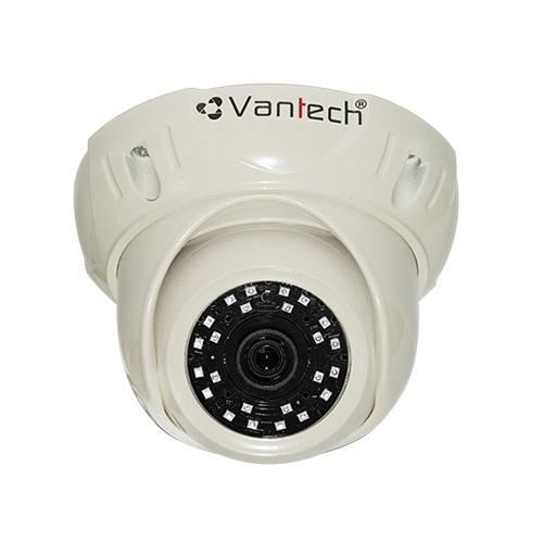 Camera AHD bán cầu hồng ngoại Vantech VP-100A