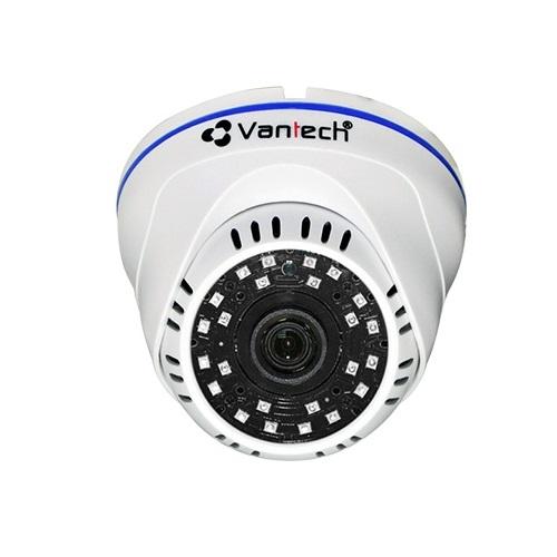 Camera AHD bán cầu hồng ngoại Vantech VP-114AHDH