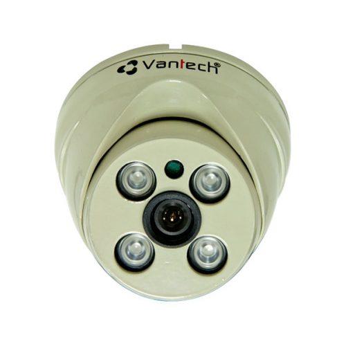 Camera AHD bán cầu hồng ngoại Vantech VP-224AHDH