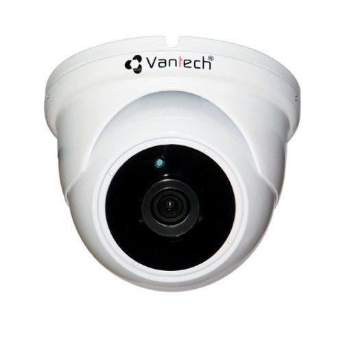 Camera AHD bán cầu StarLight Vantech VP-406SA